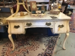 French Paw Foot Desk